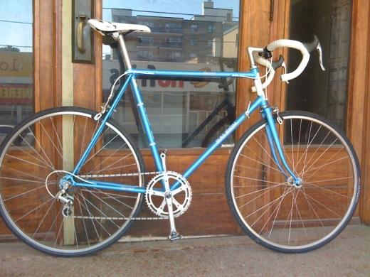 Raleigh Bike 1