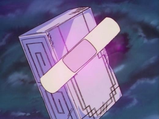 Magic Purple Band-Aids